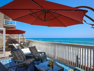 The Oceanview Iconic Malibu Dream Cottage Directly on the Sand