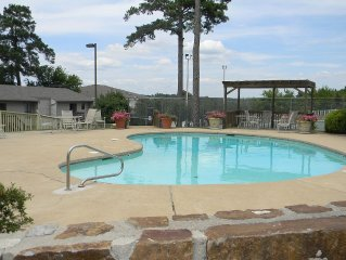 Recently remodeled condo at The Landing.  Ideal location!