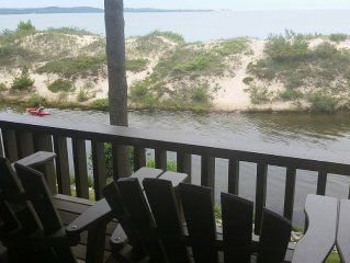 Lake Michigan Beach/Riverfront 3 Bedroom Condo -Homestead Resort-Glen Arbor