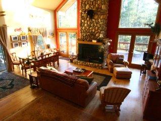 Gorgeous, Spacious Mountain Home, San Juan Nat'l Forest, One Mile to Ski Area