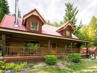 Enchanted Log Cabin And Magical Pooh Corner Village On Five Acres Of Forest