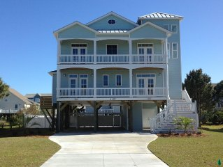 Brand New Ocean View home w/Pool and  Walk to Ocean and Intercoastal