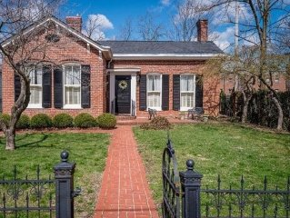 Beautifully Restored 1880 Brick Home Downtown