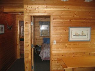 Cabin on Otter Tail Lake