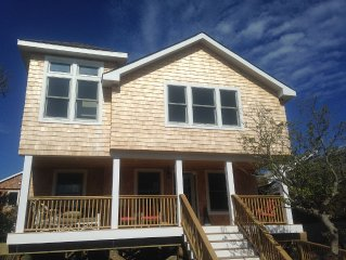 Ocean Beach New Construction Sleeps 14 (Completion May 1, 2016)