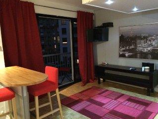 Modern Cozy Studio in the heart of Paris
