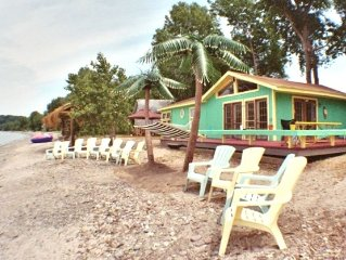 'Turtle Cay'  'Caribbean Cottage