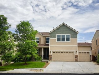 Best Big Beautiful Denver Metro Home close to Downtown and Denver Airport!!