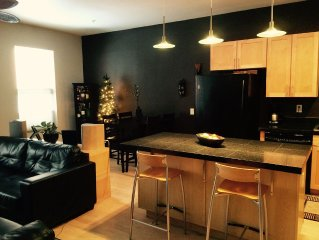 Fabulous and Central 1BR/1BA Condo in Downtown's Riverfront Park