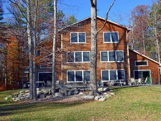 6 Bedroom, 8 Bathroom Private Retreat!  *12 Minutes from Town of New Paltz*