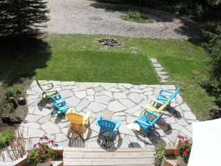 Modern Cottage  -  White Sandy Beachfront - Family Friendly  - Georgian Bay!