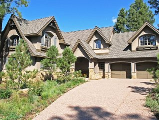Grand Canyon And Az Snowbowl Vacation Home In Pine Canyon