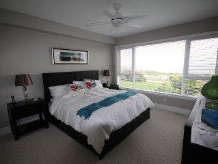 Collingwood, Luxury Ground Floor condo for Full S