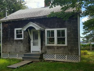 Rustic Maine Camps In Owls Head, ME!