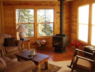 Wilderness Cabin on the Canyon - A Fabulous Summer Location