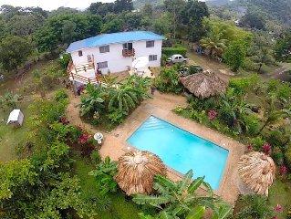 Eco jungle Resort for a true Belizean experience
