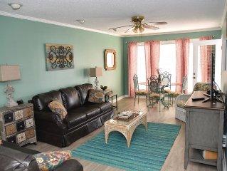 Mermaid Cove - New listing - Beautifully remodeled - Pet friendly - 2BR/2Bath