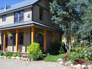Beautiful Crested Butte Home — Ski Season Special $300/Nt!