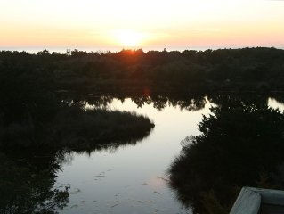 Water Water Water View--Unrestricted, Panoramic, Incl Sunsets!