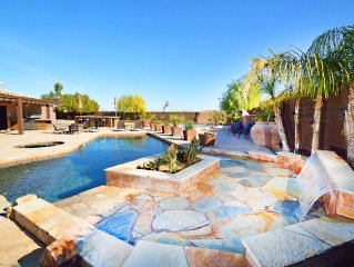 Monroe Estates | Poolside Perfection with Mass Appeal Just off the L.V. Strip
