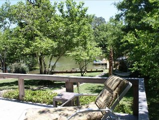 Lake Murray Water Front Home,Private  Floating Do