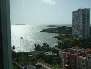 Pena Mar Ocean Club 3 Br 3 Bath Penthouse, Ocean and Marina Views- No damage