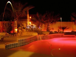 Tropical Resort Like Pool Home, Lake Havasu City