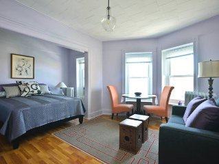 Newly Renovated Studio Apartment in Park Slope, Brooklyn