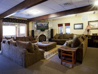 Silverwood, Farragut. Sleeps 40! Reunions, Retreats