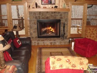 Snuggle Up in Our Cozy Cabin!