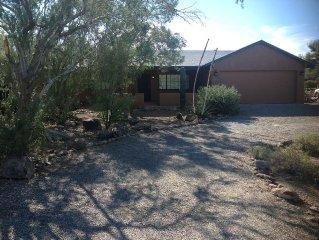 Casa Graciosa (Gracious Home), Nestled In Quiet Desert Neighborhood