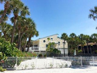 Beautiful Beach House with heated pool
