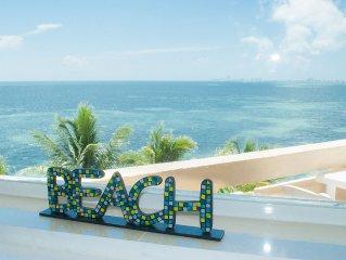 Ocean View Condo - Sleeps 5 - 1 Bedroom (Queen Bed), 1 Loft (full & Twin Bed)