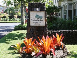Nihilani - Luxury 3BR/3BA Newly Furnished Condo In Princeville
