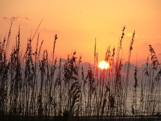 Beautiful Sunsets-Miles of Beach-Unforgetable Memories
