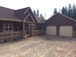 Luxurious Moose Lodge