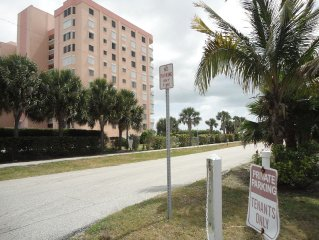 Richard Arms - Cocoa Beach Oceanfront Condo!