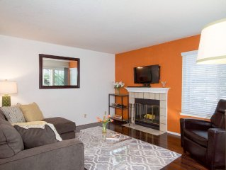 Oakland Hills 1BR Condo Retreat in a Gated Community