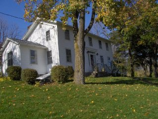 Canandaigua Lake  Farmhouse