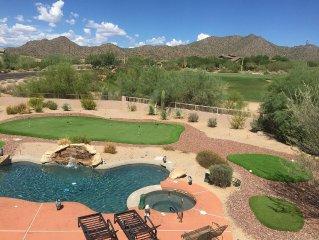 Executive Home in Las Sendas,W/Pool, Backs Golf Course, Sleeps 8