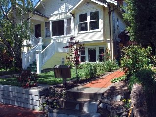 Downtown Mill Valley Large One Bedroom Rental
