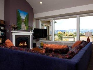 Killer Views,  Dog Friendly 5+ Br-3Bth Home In Skyridge  W/Hot Tub&Fenced Yard