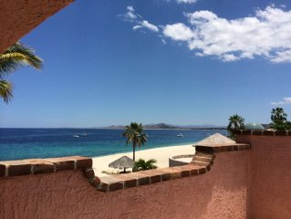 Best Beachfront Location in Los Barriles, Baja
