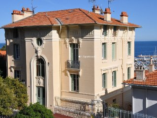 Beaulieu sur Mer - Glorious Villa Apartment -