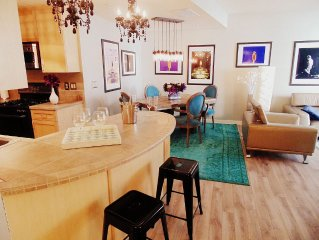 Great Summer Pricing!  in the Uber Cool Pearl District