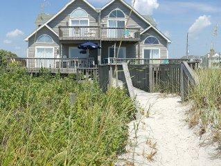 Oceanfront Beach Beauty!