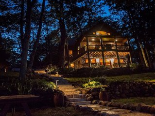 Dream Catcher Lodge and Eagles' Nest; Family Compound Sleeps 17!