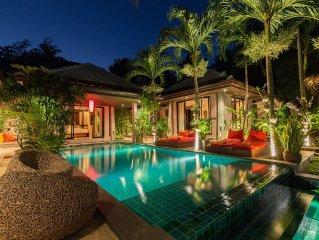 *Ultimate Koh Samui Fantasy Villa*(Balinese Design)