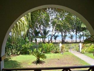 Tropical Beachfront Paradise