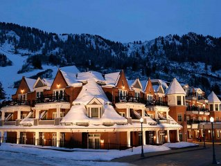Hyatt Grand Aspen Luxury at 40-70% Discounted Owner Pricing